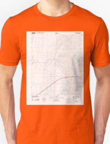 USGS TOPO Map Arkansas AR Forrest City 20110803 TM Unisex T-Shirt