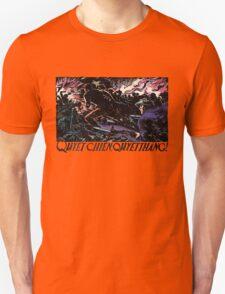 1968 North Vietnamese Propaganda Unisex T-Shirt