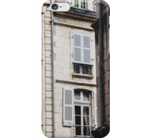 French architecture iPhone Case/Skin