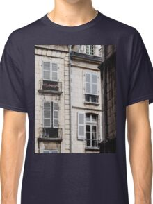 French architecture Classic T-Shirt