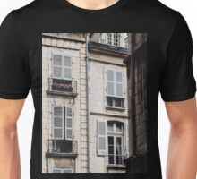 French architecture Unisex T-Shirt