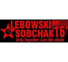 The Big Lebowski Sobchak Photographic Print