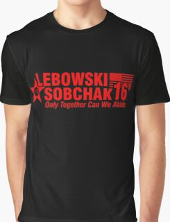 The Big Lebowski Sobchak Graphic T-Shirt