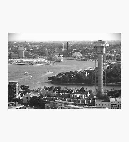 Old school harbour Photographic Print