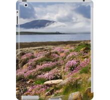 Island of Hoy. Spring Flowers from Ness Point, West Orkney. Scotland. iPad Case/Skin