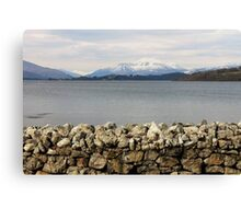 Bonnie Banks  Canvas Print