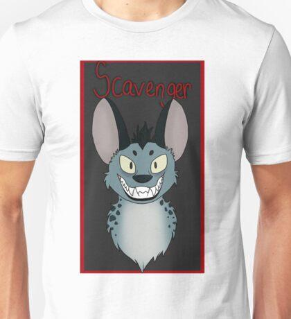 Scavenger Hyena Unisex T-Shirt