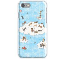 All Dogs Go To Heaven iPhone Case/Skin