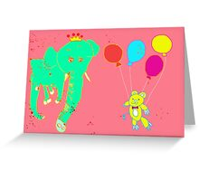 Life's a Party, Invite Yourself Greeting Card