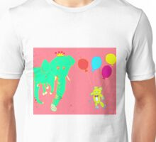 Life's a Party, Invite Yourself Unisex T-Shirt