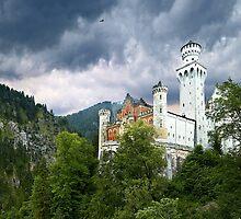 Neuschwanstein Castle - Bayerische Schlösserverwaltung by mike2048