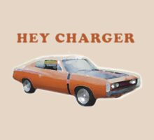 Hey Charger by Quentin Jones