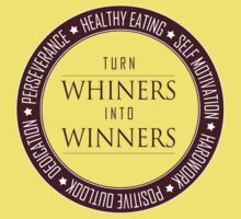 Turn Whiners Into Winners One Piece - Short Sleeve