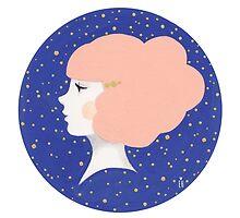 Little Peach by Emma Hampton