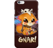 GNAR chibi - League of Legends iPhone Case/Skin
