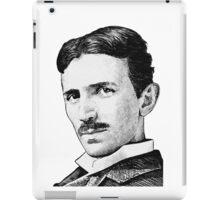 Tesla - Portrait iPad Case/Skin