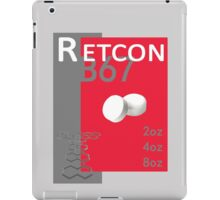 The Retcon Box iPad Case/Skin