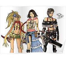 Final Fantasy X-2 Poster