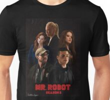 Mr. Robot Season 2 Unisex T-Shirt