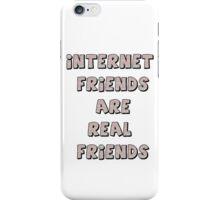 internet friends 3 iPhone Case/Skin