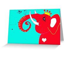 Prince of Faith Greeting Card