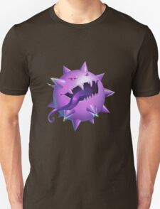 Haunted Pokeball - Pokemon rendition Unisex T-Shirt