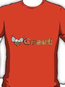 Be Great - Bumblebee T-Shirt
