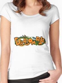 Dragon Ball Women's Fitted Scoop T-Shirt