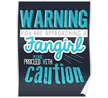 Warning, Fangirl Vr. 2 Poster