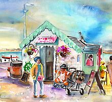 Icecream Shop In Ireland by Goodaboom