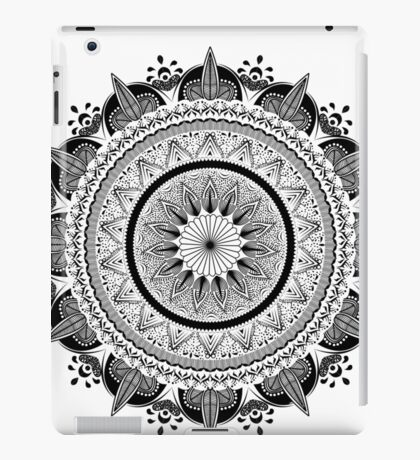 Zen Circle iPad Case/Skin