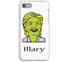 Illary Clinton iPhone Case/Skin