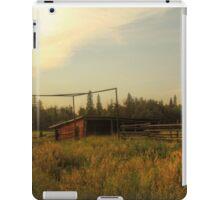 Prairie Dusk iPad Case/Skin