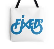 Fixedlife Fixie Design Tote Bag