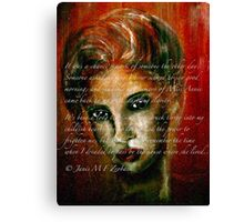 A Tale From The Last Century... Canvas Print
