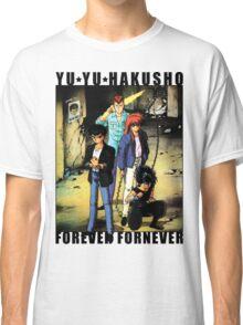 Yu Yu Hakusho - Forever Fornever Classic T-Shirt