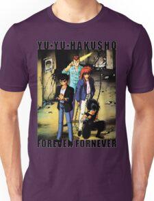 Yu Yu Hakusho - Forever Fornever Unisex T-Shirt