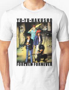 Yu Yu Hakusho - Forever Fornever T-Shirt