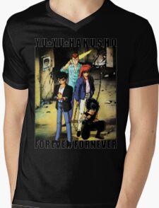 Yu Yu Hakusho - Forever Fornever Mens V-Neck T-Shirt