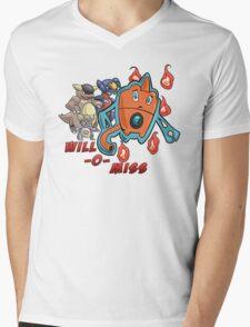 Rotom's Will-O-Miss Mens V-Neck T-Shirt