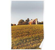 Golden Farm Poster