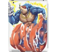 Sonic the Hedgehog homage iPad Case/Skin