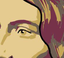 Emily Brontë Sticker