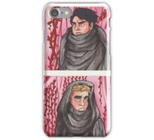 Captain Kirk and Doctor McCoy - Star Trek iPhone Case/Skin