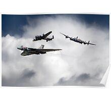 Avro History Poster