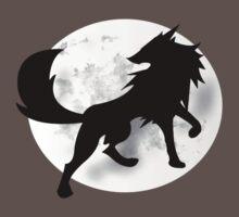 Wolf Silhouette by jlechuga