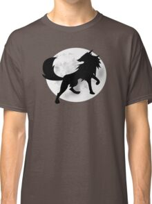 Wolf Silhouette Classic T-Shirt