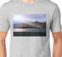 Sunlight over Derwentwater Unisex T-Shirt