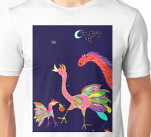 Silenced by the Night Unisex T-Shirt
