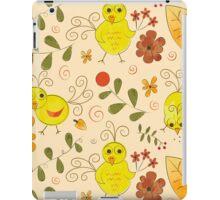 Autumn Chicks iPad Case/Skin
